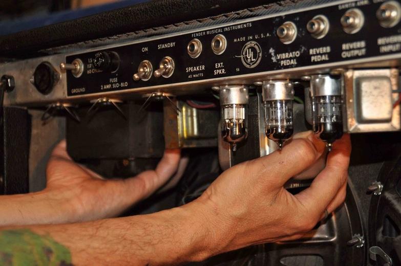 ToneTron Amps-Repair, Restoration, and Modification Guitar Amps ...